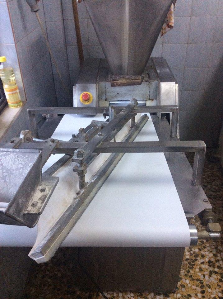Καυστήρες φούρνων πέλλετ και μηχανήματα αρτοποιίας 3 ΚΟΜΠΗΣ ΑΛΛΑΓΗ ΤΑΙΝΙΑΣ 6