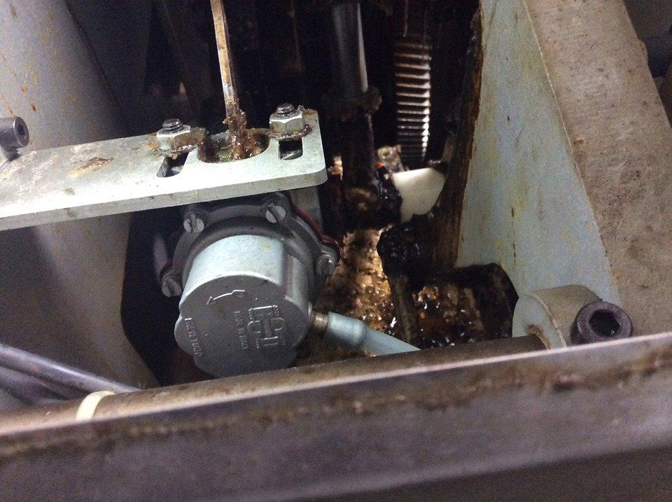 Καυστήρες φούρνων πέλλετ και μηχανήματα αρτοποιίας