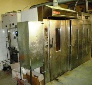 Καυστήρες φούρνων πέλλετ και μηχανήματα αρτοποιίας fournos 1