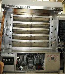 Καυστήρες φούρνων πέλλετ και μηχανήματα αρτοποιίας FOURNOS 3