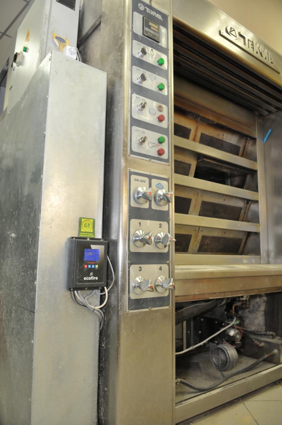 Καυστήρες φούρνων πέλλετ και μηχανήματα αρτοποιίας FOURNOS 5
