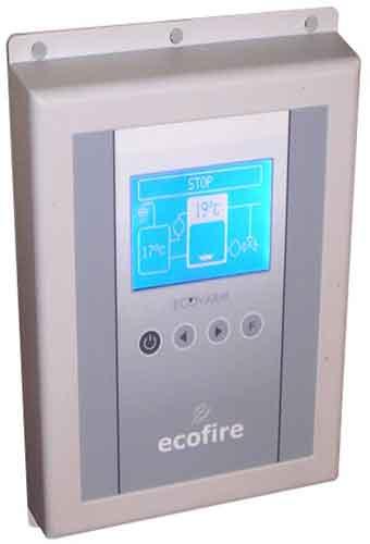 Καυστήρες Pellet controller